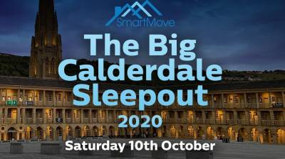 Sleep Out to Help Out!